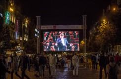 Dvořákova Praha 2016: Zahajovací koncert - Václavské náměstí Praha 2016 (foto Martin Divíšek/Dvořákova Praha)