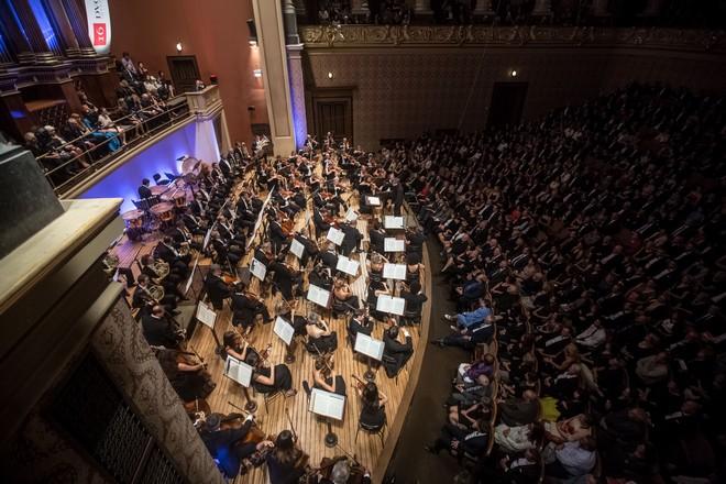Dvořákova Praha 2016 - Orchestra dell'Accademia Nazionale di Santa Cecilia - Rudolfinum Praha 2016 (foto Martin Divíšek/Dvořákova Praha)