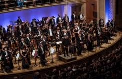 Dvořákova Praha 2016 - Antonio Pappano, Orchestra dell'Accademia Nazionale di Santa Cecilia - Rudolfinum Praha 2016 (foto Martin Divíšek/Dvořákova Praha)