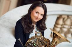 Hornistka Kateřina Javůrková je ve finále prestižní interpretační soutěže v Mnichově