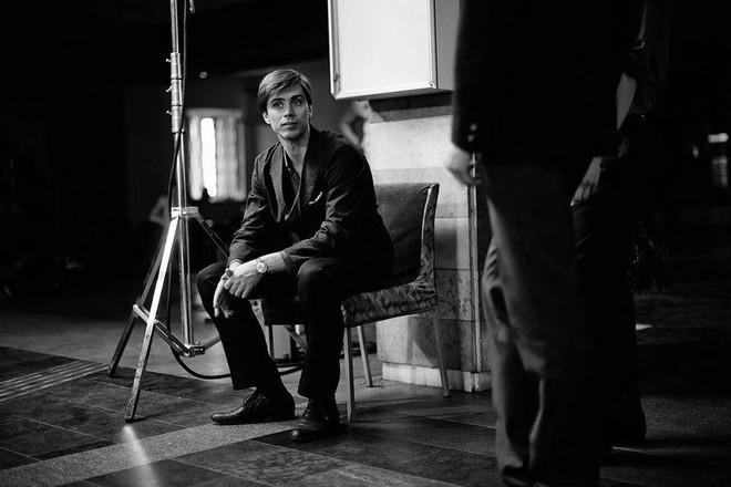 Dance to Freedom – Artem Ovcharenko (Rudolf Nurejev) (foto BBC/archív Artema Ovcharenka)