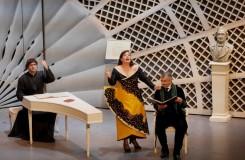 Gioachino Rossini: Il barbiere di Siviglia - Semperoper Drážďany (foto Pavel Horník)