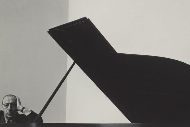 Igor Stravinskij (zdroj commons.wikimedia.org/Arnold Newman)