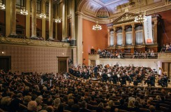Dvořákova Praha 2016: Zahajovací koncert - Rudolfinum Praha 2016 (foto Oliver Killig/Dvořákova Praha)