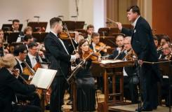 Dvořákova Praha 2016: Zahajovací koncert - Nikolaj Znaider, Christian Thielemann, Sächsische Staatskapelle Dresden - Rudolfinum Praha 2016 (foto Oliver Killig/Dvořákova Praha)