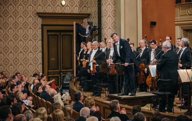 Dvořákova Praha 2016: Zahajovací koncert - Christian Thielemann, Sächsische Staatskapelle Dresden - Rudolfinum Praha 2016 (foto Oliver Killig/Dvořákova Praha)