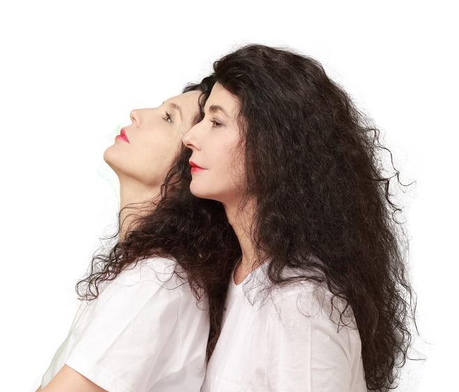 Katia a Marielle Labèque (foto © Umberto Nicoletti)