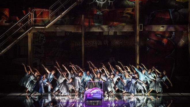 Leonard Bernstein: West Side Story - Salzburger Pfingstfestspiele 2016 (foto © Salzburger Festspiele/Silvia Lelli)