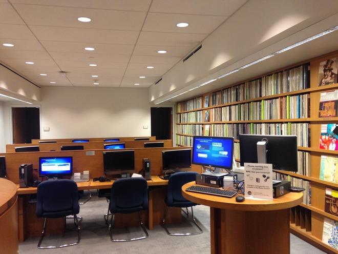 Library (foto archiv autora)