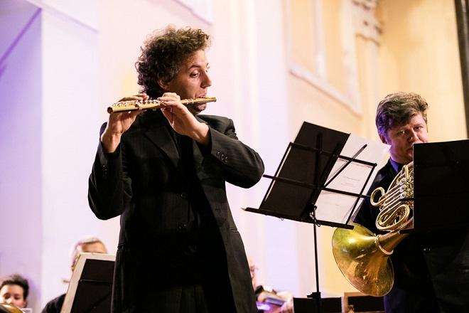 Zahajovací koncert Lípa Musica 2016 - Pirmin Grehl, Radek Baborák - Lípa Musica 2016 (foto © Lukáš Pelech Atelier)