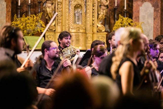Zahajovací koncert Lípa Musica 2016 - Česká Sinfonietta - Lípa Musica 2016 (foto © Lukáš Pelech Atelier)
