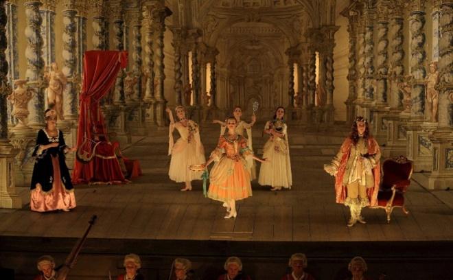 Barokní Parnas - G. F. Händel: Terpsicore - Musica Florea (zdroj musicaflorea.cz)