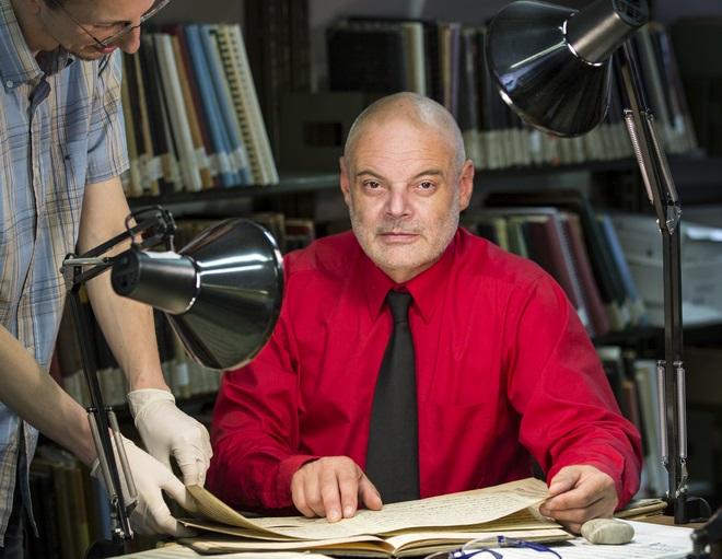 Petr Kofroň (foto Patrik Borecký)