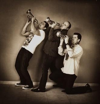 Prague Baroque Trumpets (foto archiv MHF Lípa Musica)