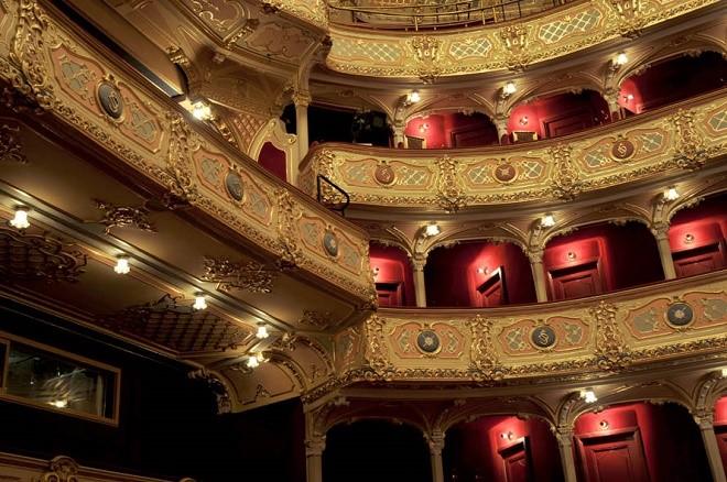 Státní divadlo Košice (foto archiv)