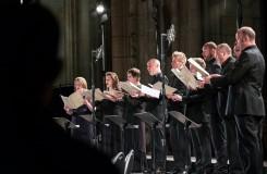 Tallis Scholars a Martinů Voices v katedrále