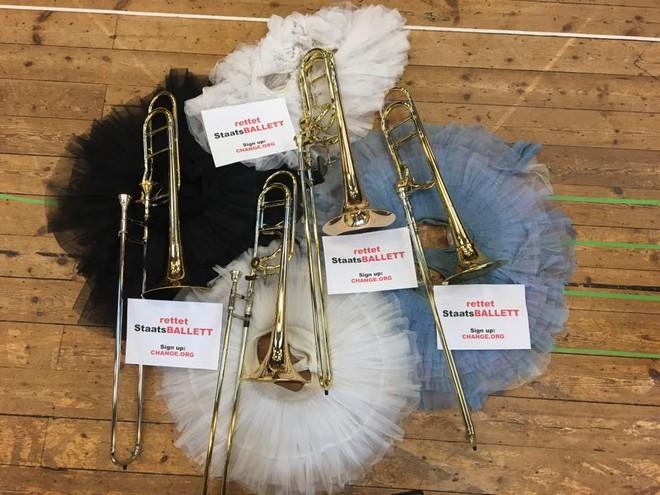 Zachráňte balet (foto archív autora)