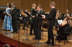 Studenti Pražské konzervatoře se pustili do Mozartovy Zaide