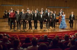 W. A. Mozart: Zaide - Pražská konzervatoř 21. 9. 2016 (foto Karel Kašák)