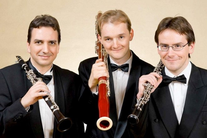 Trio Arundo (foto MHF Lípa Musica)