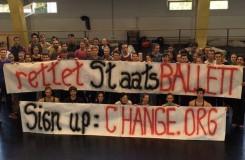 Vlna odporu v Berlíně proti choreografce Sashe Waltz