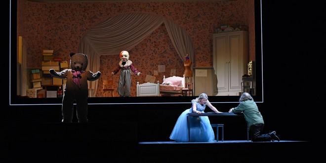 Richard Strauss: Salome - Semperoper Drážďany 2016 (foto © Forster)
