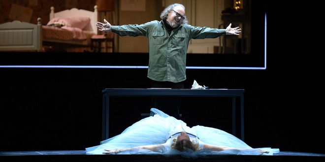 Richard Strauss: Salome - Semperoper Drážďany 2016 (foto © Forster)