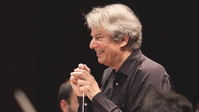 Hartmut Haenchen (foto archiv autora)