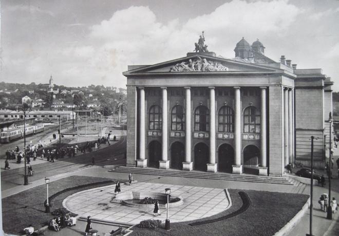 Národní divadlo moravskoslezské Ostrava (foto archiv)