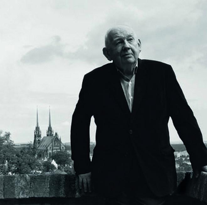 Richard Novák (foto archiv MHF Dvořákova Praha)