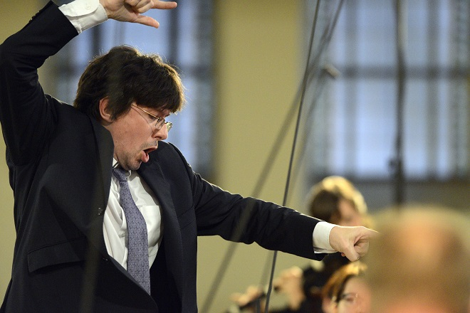 Collegium 1704: Bach - Zelenka - Václav Luks - Svatováclavský hudební festival 2016 (foto Ivan Korč)