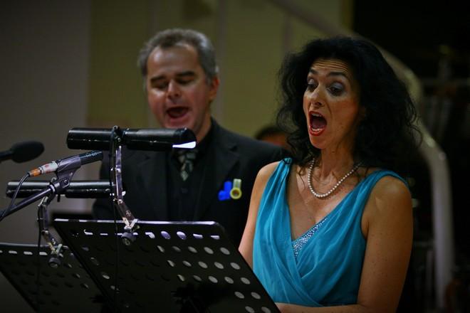 BCO hraje asociace - Tomáš Krejčí, Irena Troupová - Dům umění města Brna 2016 (foto Brno Contemporary Orchestra)