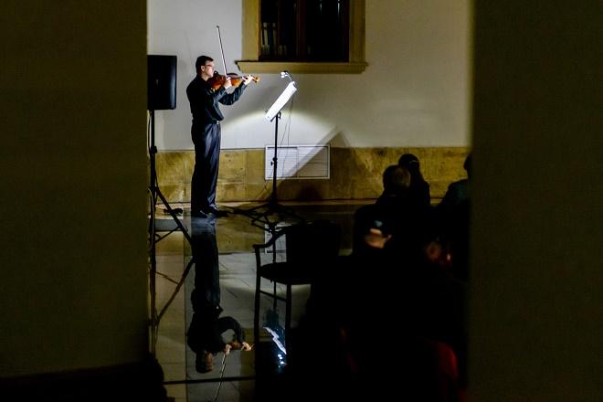 Ondřej Štochl - MusicOlomouc 2016 (foto MusicOlomouc / Petra Kožušníková - Marek Otava)