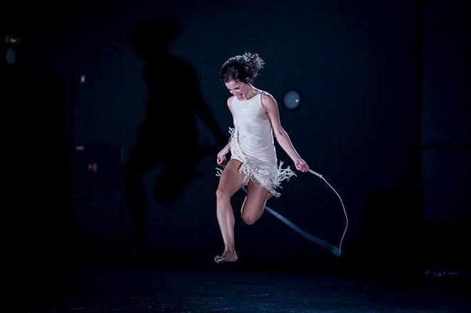 T. Hradilková: Švihla - Tereza Hradilková - divadlo Ponec 12. 10. 2016 (foto archiv divadla Ponec)