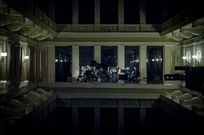 Konvergence - Expozice nové hudby 2016 - 23. 10. 2016 (zdroj Filharmonie Brno)