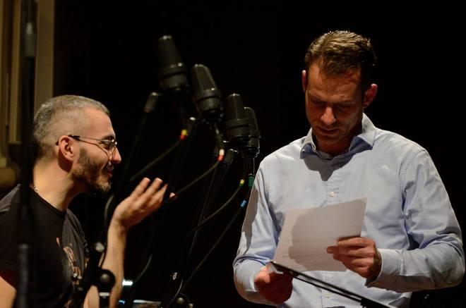 natáčení CD J. D. Zelenka-Psalmi Vespertini II (zdroj FB Ensemble Inégal)