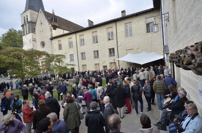 Festival de musique Baroque d'Ambronay 2016 (foto FB Festival d'Ambronay)