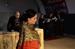 Opera Diversa uvedla premiéru Čaroděje a jeho sluhy, strašidelné pohádky napsané na míru třem protagonistům