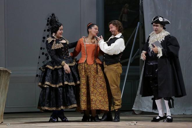 Wolfgang Amadeus Mozart: Le nozze di Figaro - Teatro alla Scala 2016 (foto FB Teatro alla Scala)