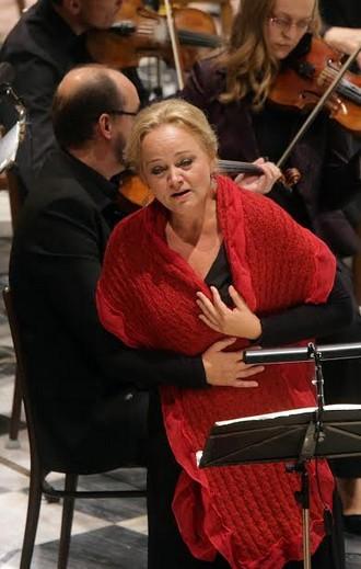 Eva Dřízgová - Podzimní festival duchovní hudby Olomouc 2016 (foto archiv Musica Viva)