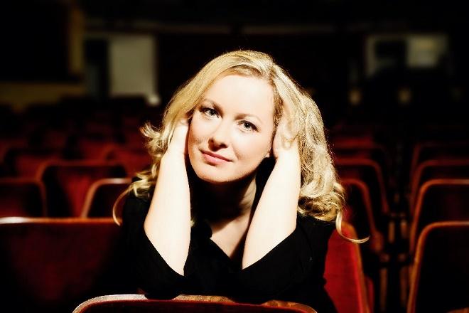 Jana Hrochová (foto archiv umělkyně)