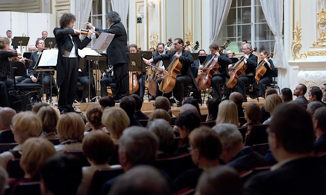 Otvárací koncert 68. koncertnej sezóny - Muhai Tang, Slovenská filharmónia - Bratislava 27.10.2016 (foto © Ján Lukáš)