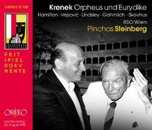 Ernst Krenek: Orpheus und Eurydike (zdroj orfeo-international.de)
