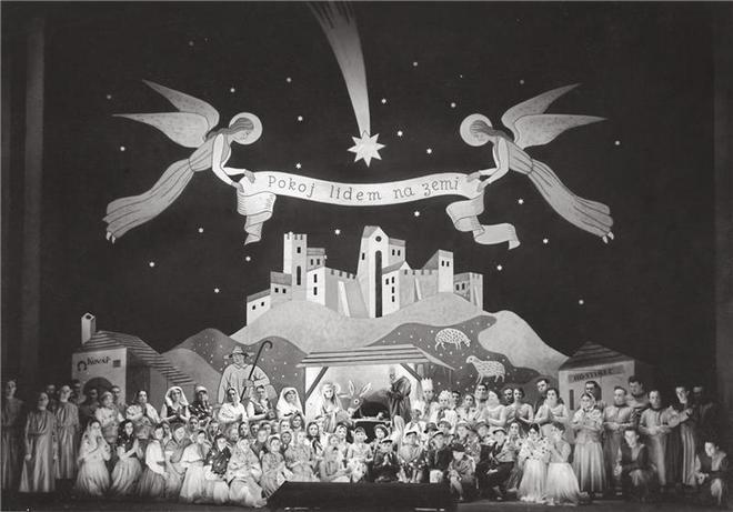 Sbor Carmen - Dětský Sbor Čs. Rozhlasu Rozhlasový Dětský Sbor Vánoční Koledy