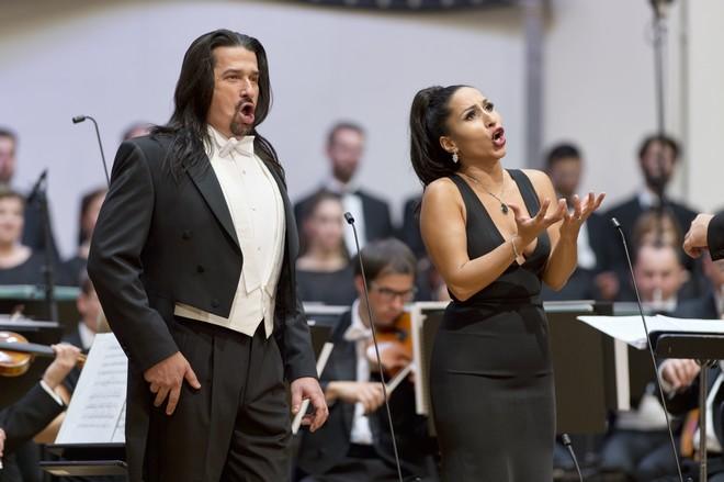 Tutto Verdi - Dalibor Jenis, Svetlana Kasyan - Koncertná sieň Slovenskej filharmónie Bratislava 2016 (foto © PANER)