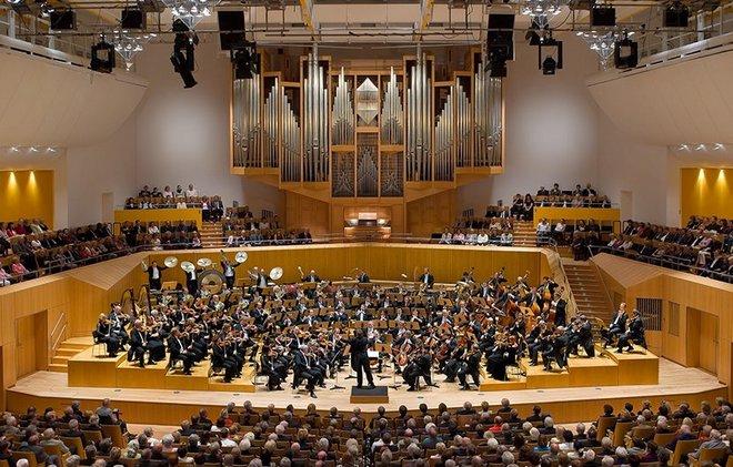 Bamberger Symphoniker - Bayerische Staatsphilharmonie (zdroj FB)