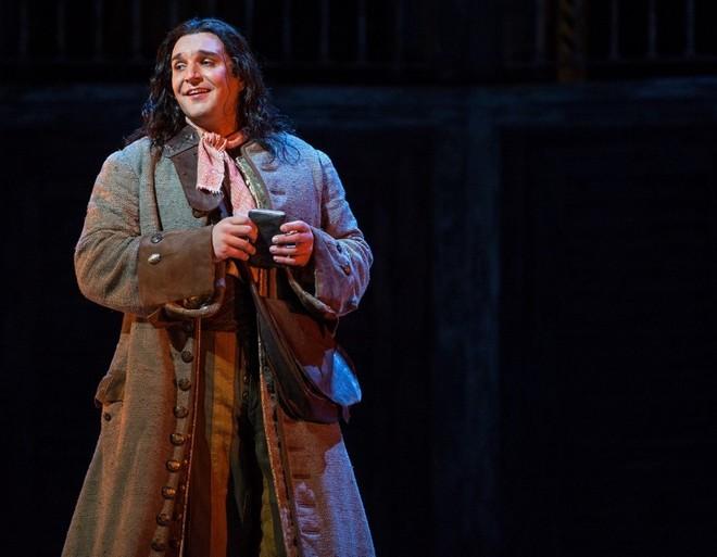 Wolfgang Amadeus Mozart: Don Giovanni - Adam Plachetka (Leporello) - Metropolitan Opera New York 2016 (foto Marty Sohl)