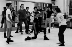 Ch. W. Gluck: Armide - záběr ze zkoušek - Wiener Staatsoper 2016 (foto Ella Gallieni)
