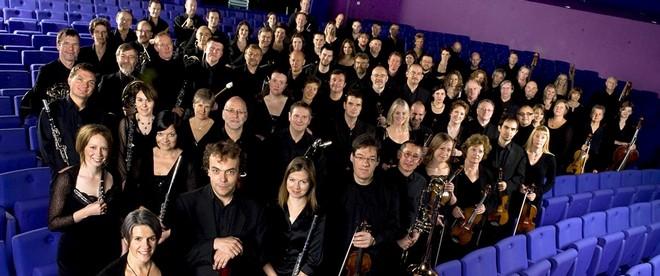 BBC Philharmonic (foto archiv autora)