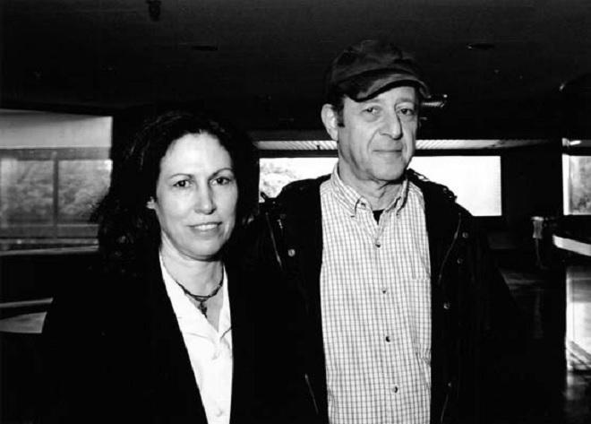 Beryl Korot, Steve Reich (foto library.buffalo.edu)